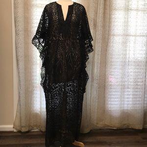 BCBG Dameka Caftan Dress